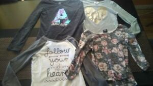 Girls clothes Sizes 10-12