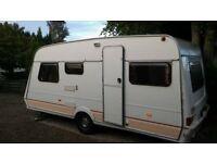 Fleetwood Garland 148-5 5 Berth Caravan 1993