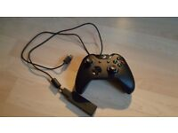 Wireless XBox controller and PC adapter for the controller