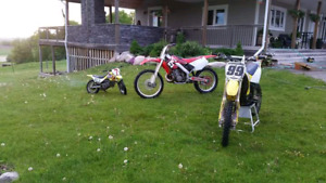 Cr250r trade for fishing boat