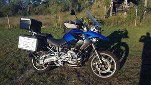 BMW R1200GS Motorcycle Tannum Sands Gladstone City Preview