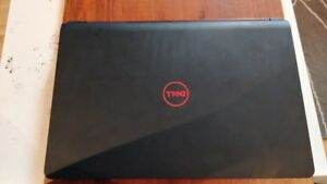 Dell Inspiron 7000 gaming laptop (damaged but functioning)