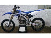 YZF 450 Yamaha