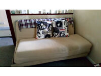 Habitat double Sofa bed.£40 Must be able to collect,due to heaviness of item