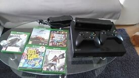 XBOX ONE 2 JOYPAD KINECT AND 6 GAMES