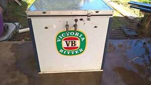 Esky 100x60x100cm with taps, fits 2 beer kegs Muswellbrook Muswellbrook Area Preview
