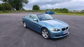 BMW 3 SERIES 320i se,170 BHP Convertible