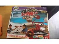 Ant-o-sphere kids science / biology education