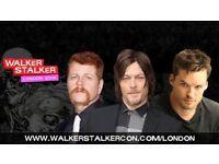 3x Walker Stalker Con London Saturday Tickets