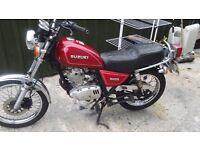 1996 Suzuki GN125