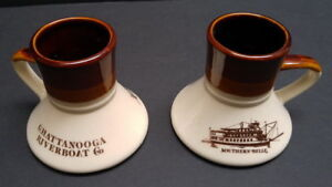 New collectible coffee mugs – ROM, Rainforest Café, Google etc.