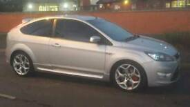 Ford focus ST3 2008 modified not audi s3 vxr type r bmw impreza r32