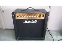 Marshall MG15DFX 15 Watt Guitar Amp