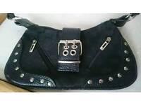 Gorgeous bag handbag new leather for dress Leggins top skirt