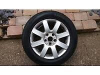 VW Touran brand new tyre wheel