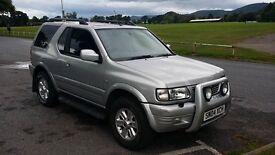 VAUXHALL FRONTERA ONLY 49890 NEW MOT