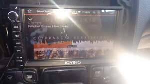 New Android GPS  Double-Din stereo