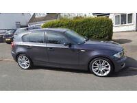 BMW 1 series grey