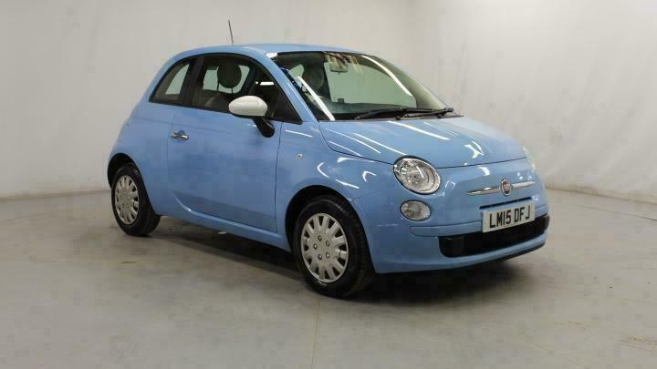 Fiat 500 1 2 Colour Therapy 3dr Dualogic | in Amersham, Buckinghamshire |  Gumtree