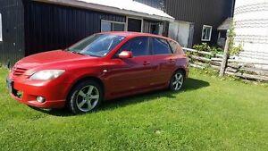2005 Mazda Mazda3 Sport GS
