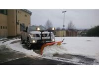 Sno Way Hydraulic American Snow Plough