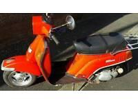 Suzuki cs125 1986 auto scooter/moped