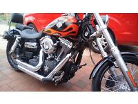 Harley Davidson Dyna Wide Glide Custom