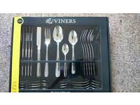 Viners Cutlery set Brand New