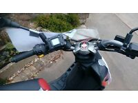 2011 Gilera 50cc stalker naked twist and go 2 stroke unrestricted