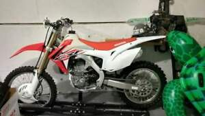 2016 CRF 450R LOW HOURS