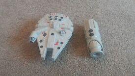 Millennium Falcon Star wars remote control