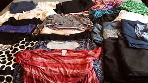 Plus Size 2X & 3X lot of Maternity Clothes