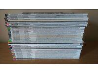 40 Computer Music Magazines + 54 Discs