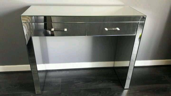 Next Mirrored Console Table Dressing Table In Cumbernauld Next Mirrored  Console Table In Lurgan County Armagh Gumtree Mirrored Console Table Next  Laura ...