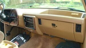 1987-91 Ford Bronco / F150 / F250 / F350 interior trim