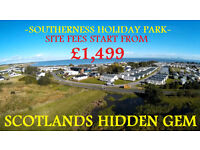 Holiday Home For Sale At Southerness-Scotland-Pitch Fees Starting from £1,499-Near Ayr-Carlisle-