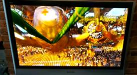Panasonic Viera plasma 42 inch TV with remote and stand