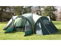 4 pod (8 man) Outwell Deluxe Tent