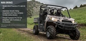 2017 Polaris Industries Ranger XP 1000 EPS Nara Bronze