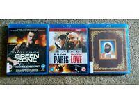 3 Blu-ray Films