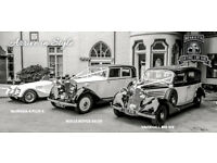 Henrietta Vintage Wedding Car Hire
