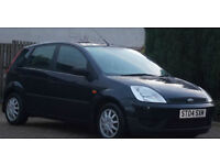 Ford Fiesta 1.25 2004 Finesse 1 PREVIOUS OWNER ( MINT EXAMPLE ) 5 DOOR
