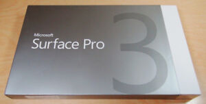 BRAND NEW SURFACE PRO 3 FOR TRADE