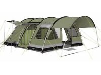 Outwell Bear Lake 6 polycotton tent. Spacious, excellent condition.