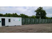 Self Storage 20ft shipping containers Clay Cross S45