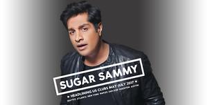 SUGAR SAMMY IN JUST FOR LAUGH FESTIVAL FLOOR-BALCONY FRI.JULY 28