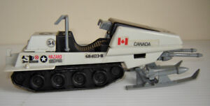 Vintage 1983 G.I. Joe Polar Battle Snowmobile - Excl. Condition!