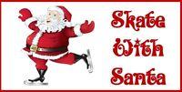 Skate with Santa at the Shallow Lake Arena