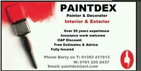 PAINTDEX painter & decorator