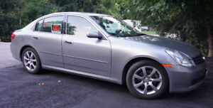 2006 G35, Low Mileage, Certified, SOLD